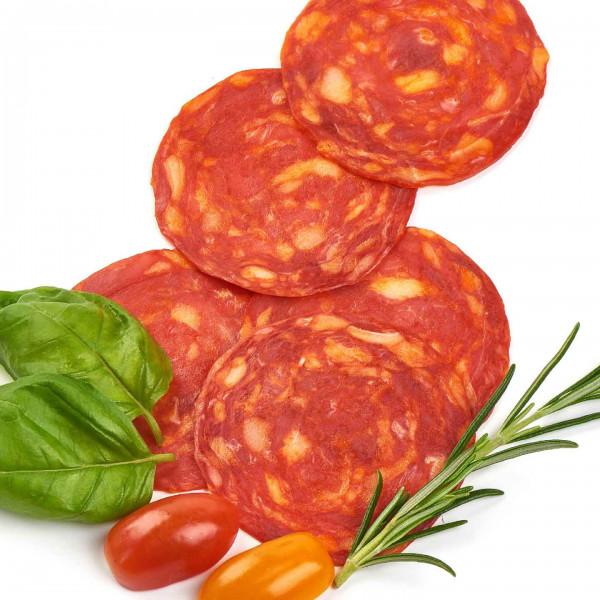 Chorizo Castellano - Original Spanische Chorizo in Scheiben - 500 g