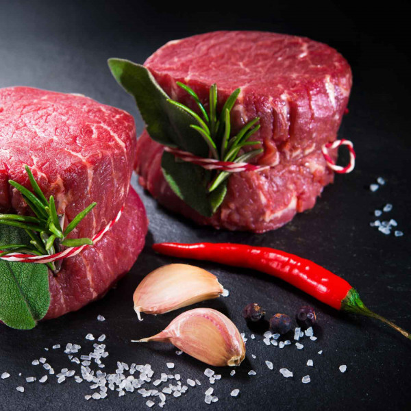 Filet vom Rind - Neuseeland 5+ lbs - 2 Kg