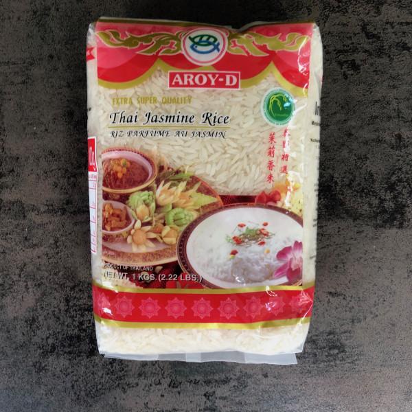 Thai Jasmin Reis - Spitzenqualität - 1 Kg