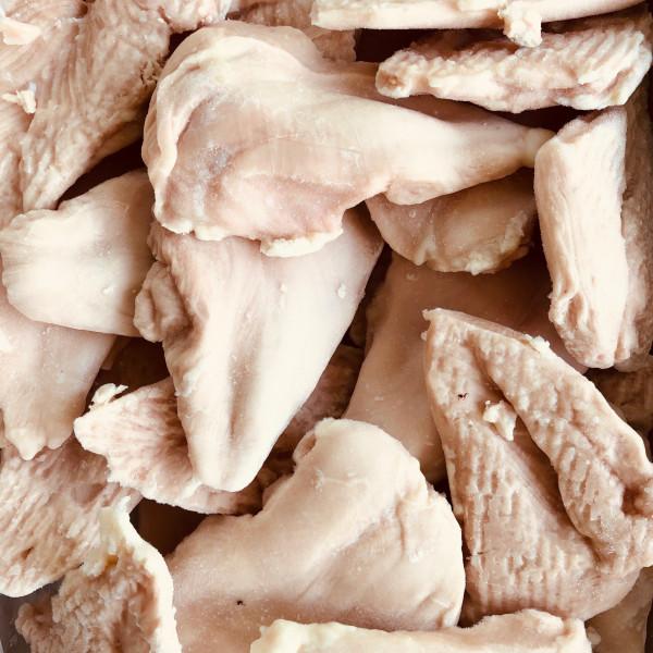 Hähnchenbrustfilet geschnitten, TK - Sprehe Feinkost - 3 KG
