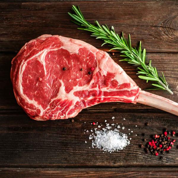 Tomahawk-Steak IRLAND