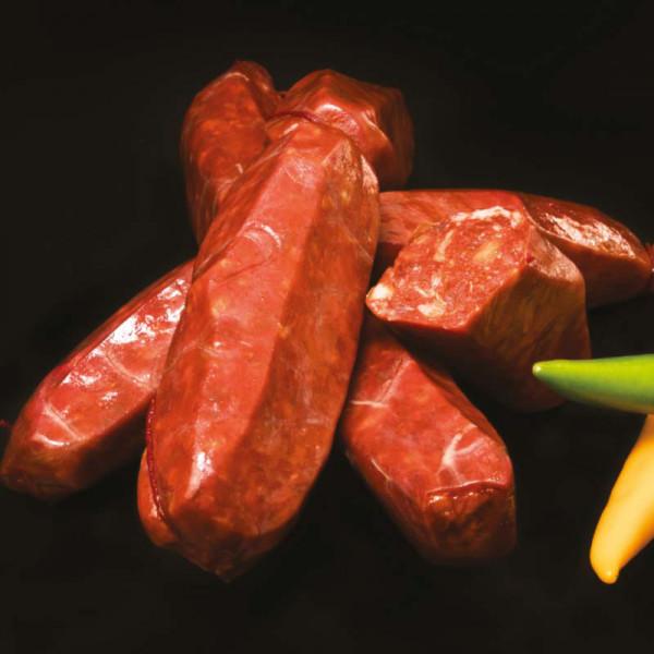 Chorizo Rosario Scharf - Original Spanische Grillwurst - 1,2 Kg