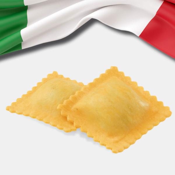 Tortellaci Toscani mit Käsefüllung, Frische Pasta -Surgital -TK 3 Kg