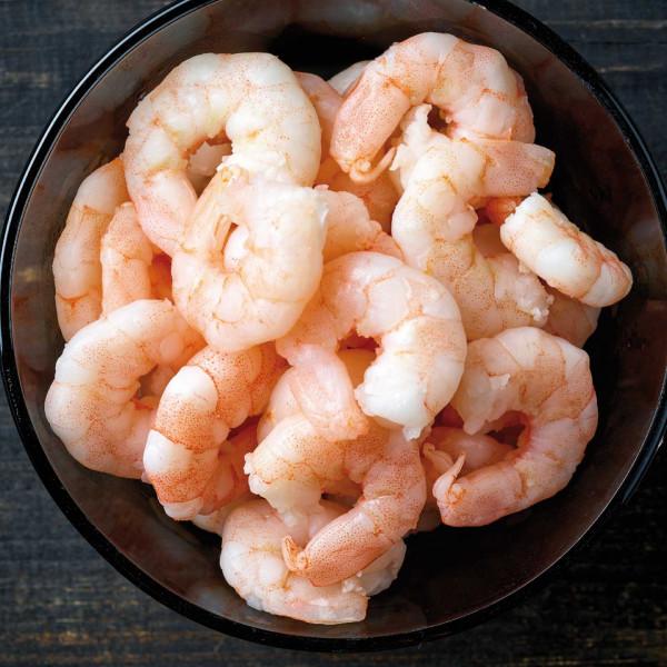 Cocktailshrimps, KAL. 90/120 Ohne Kopf und Schale - 800g