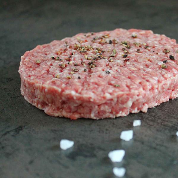 Angus Burger Patties, Foodworks - Premium Qualität