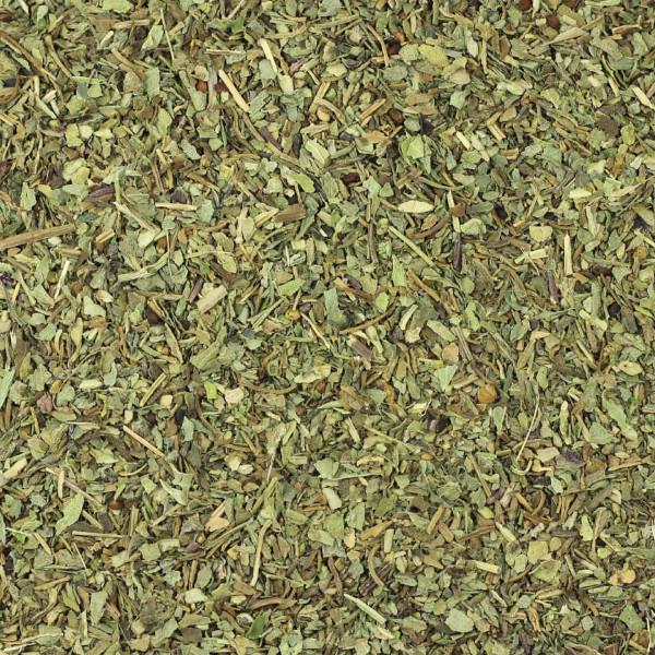 Basilikum, gerebelt, HGM-Top-Gereinigt, Keimreduziert 0,5 KG